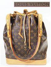 "LOUIS VUITTON Beuteltasche ""Sac Noé Grande, Paris, Made in France.  Modell M 42224."