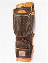 LOUIS  VUITTON Vintage Golf-Bag / Tasche.